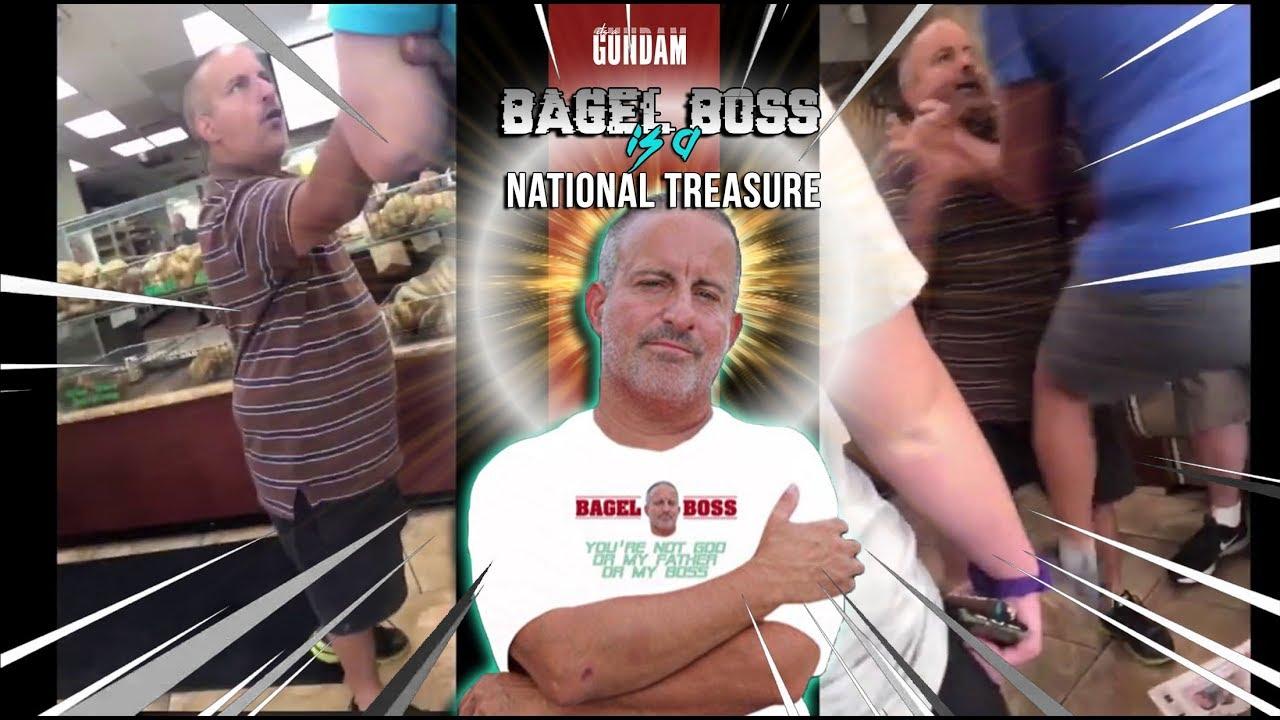 Bagel Boss is a National Treasure!