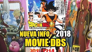 DRAGON BALL SUPER NOTICIAS DE LA SEMANA | PELICULA, MANGA 35, NUEVOS PERSONAJES, JUEGOS | ANZU361