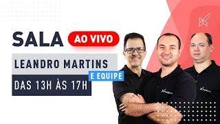 SALA AO VIVO - LEANDRO MARTINS, JULIO AFAZ E RAFA LAGE modalmais 19.06.2019 thumbnail