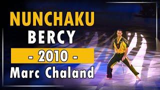 Un champion du monde de Nunchaku à Paris Bercy