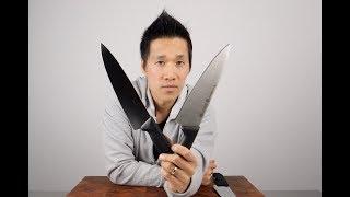 $30 Victorinox vs $30 Messermeister - Best Workhorse Chef knife