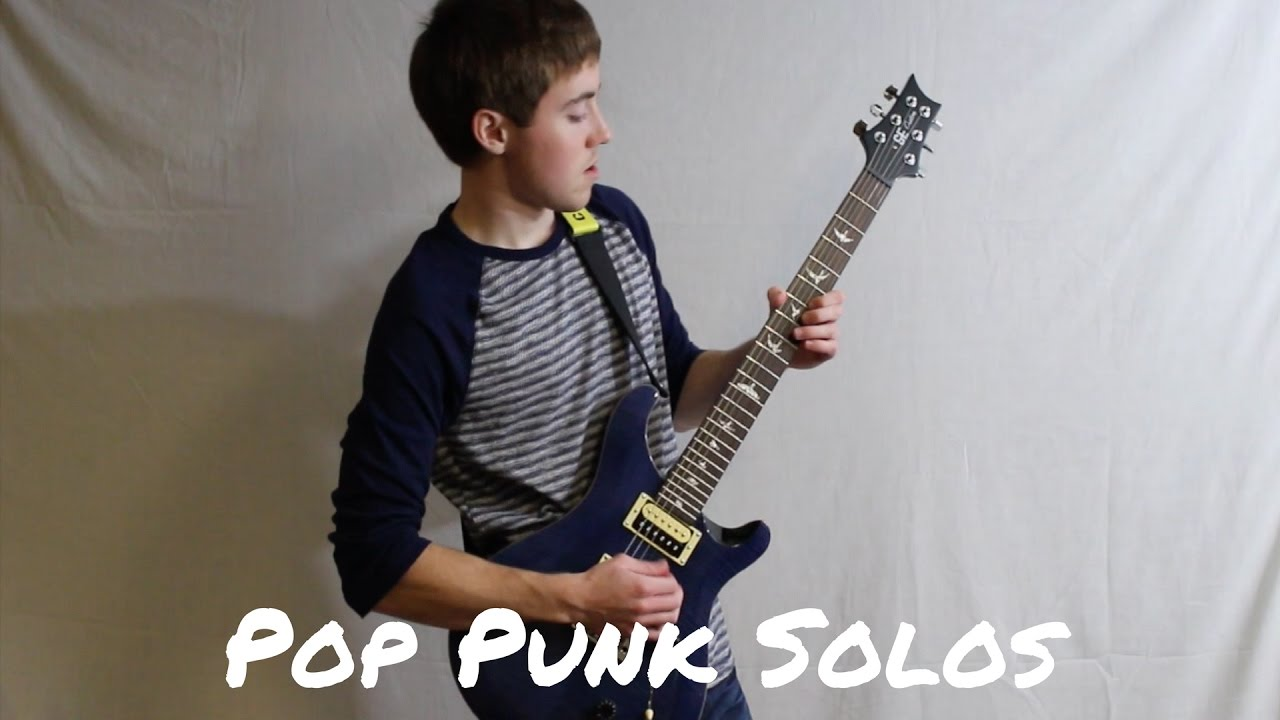 how to play pop punk guitar
