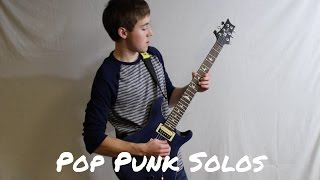 10 Great Pop Punk Guitar Solos