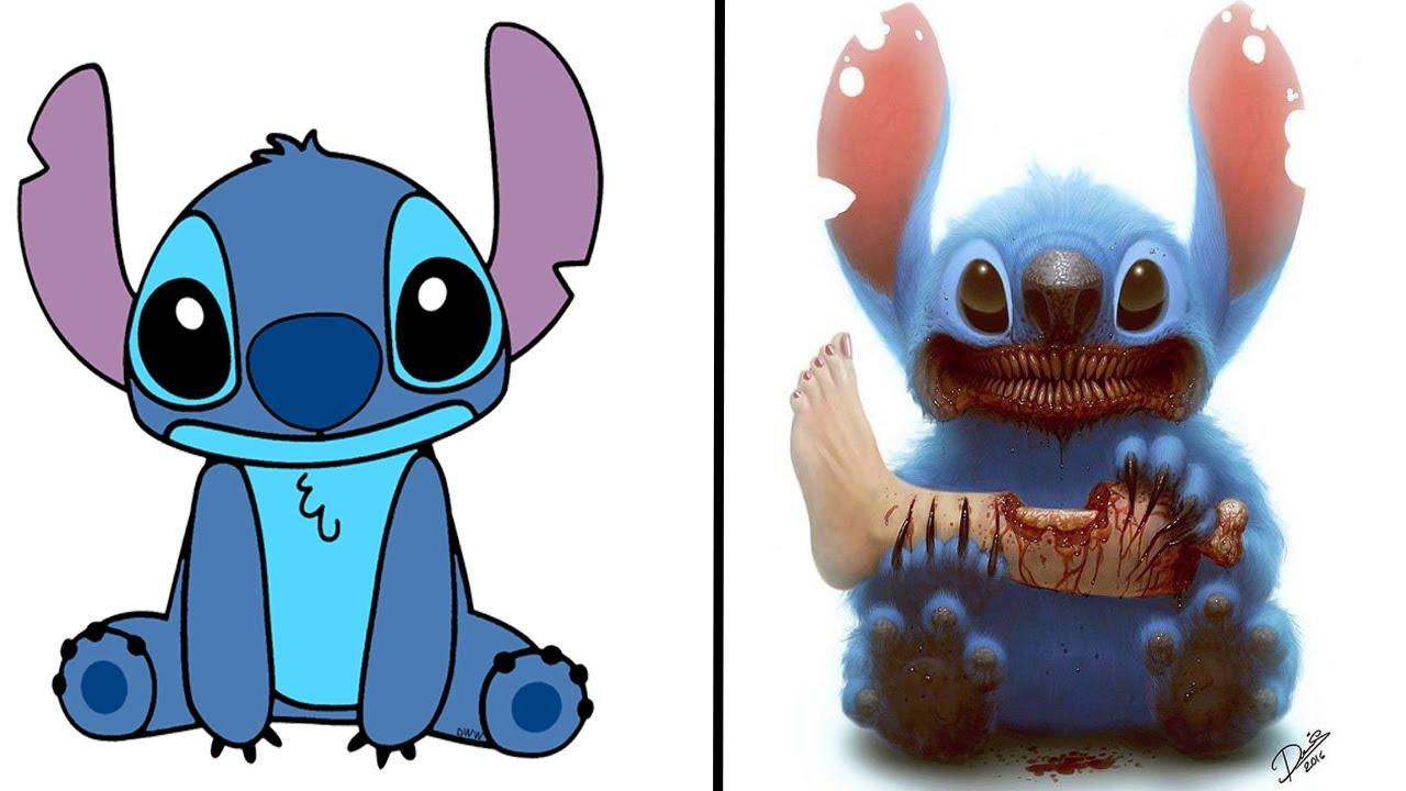 As se ver an estos 10 personajes animados si fueran for Imagenes movibles anime