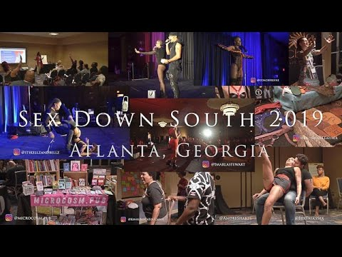 Sex Down South Conference, 2019