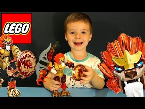 Конструктор Лего Чима. Лего Чима 70206. Лего Мультики. Чи Лавал. Игрушки для детей.
