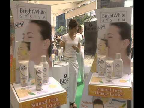 Asia's  Skin Whitening Fascination