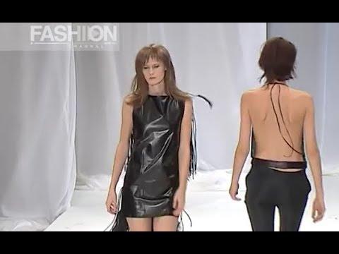 PACO RABANNE Spring Summer 2000 Paris - Fashion Channel