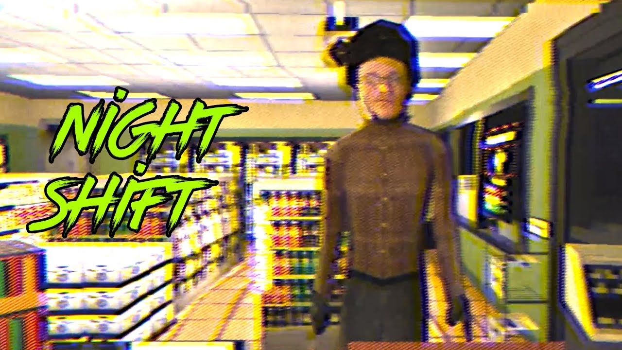 Graveyard Shift Game