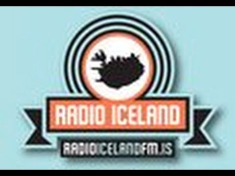 The premiere of Radio Iceland