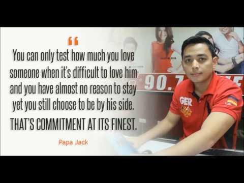 papa jack love quotes - papa J @ energy fm