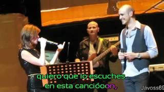 Abel Pintos y Marcela Morelo - Aventura (Video Karaoke)