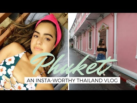 INSTAGRAM WORTHY WEEKEND IN PHUKET | TRAVEL VLOG