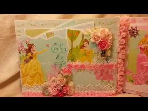 Disney Princess Mini Album