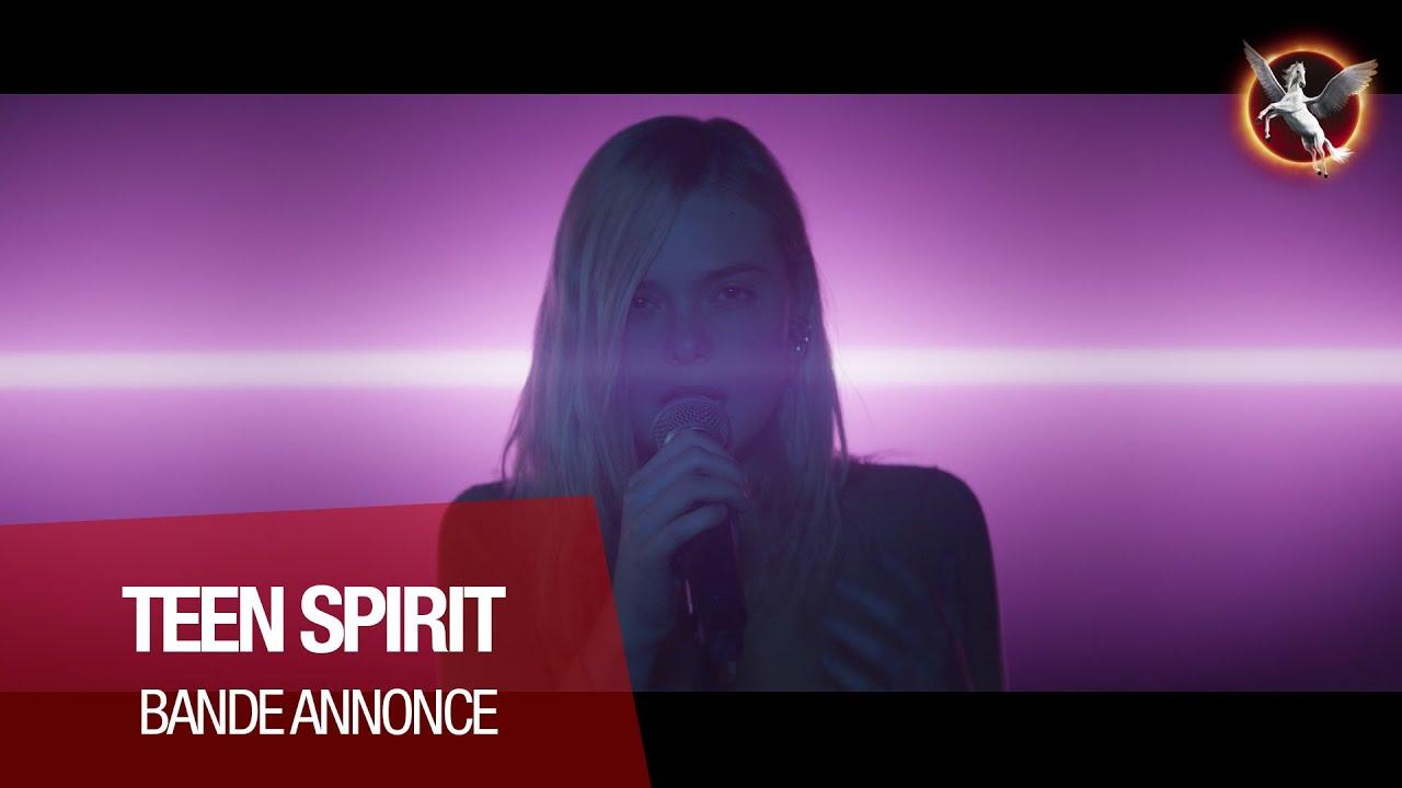 TEEN SPIRIT (Elle Fanning) - Bande annonce VOST