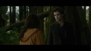 New Moon Edward leaves Bella