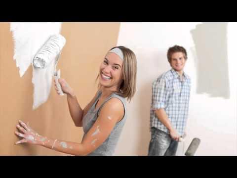 Consejos para pintar mi casa por adentro y por afuera - Pasos para pintar una pared ...