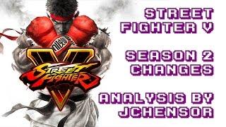 SFV Season2 Analysis: M.Bison Nash Karin, Pt2