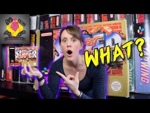 SNES GAME BARGAIN | Super Street Fighter 2 PAL boxed Super Nintendo find | TheGebs24
