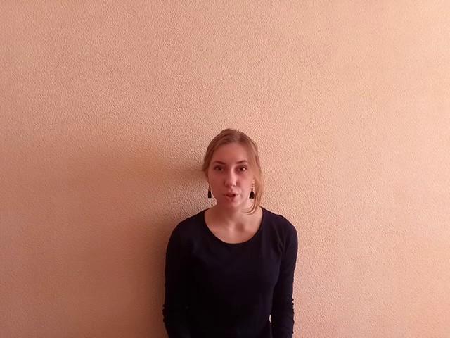Изображение предпросмотра прочтения – ЕкатеринаКалинина читает произведение «Казачья колыбельная песня» М.Ю.Лермонтова