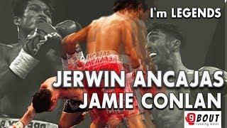 Round 6 TKO!! JERWIN ANCAJAS vs JAMIE CONLAN | Full Fight