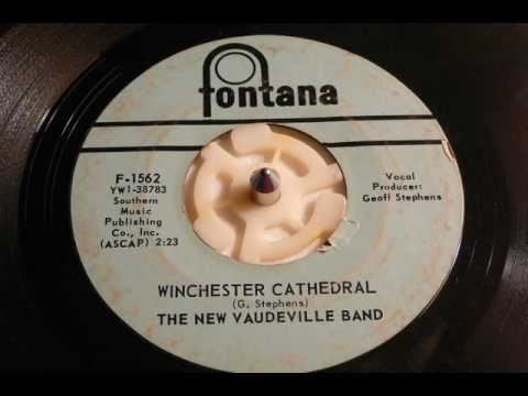 45's - Winchester Cathedral - The New Vaudeville Band (Fontana)