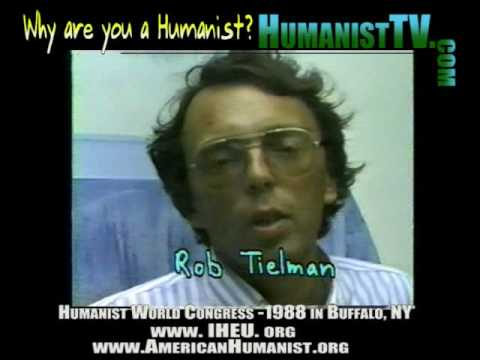 Why be a Humanist?