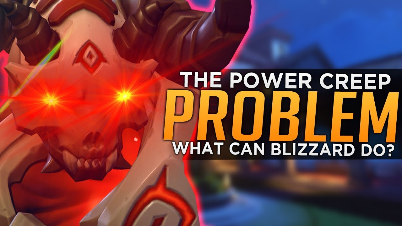 Overwatch's Big Power Creep Problem - What Can Blizzard Do? thumbnail
