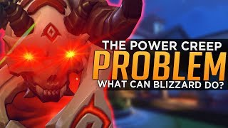 Overwatch's Big Power Creep Problem - What Can Blizzard Do?