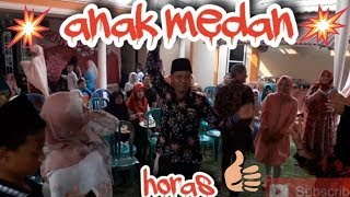 Anak Medan || Horas || cover by organd tunggal