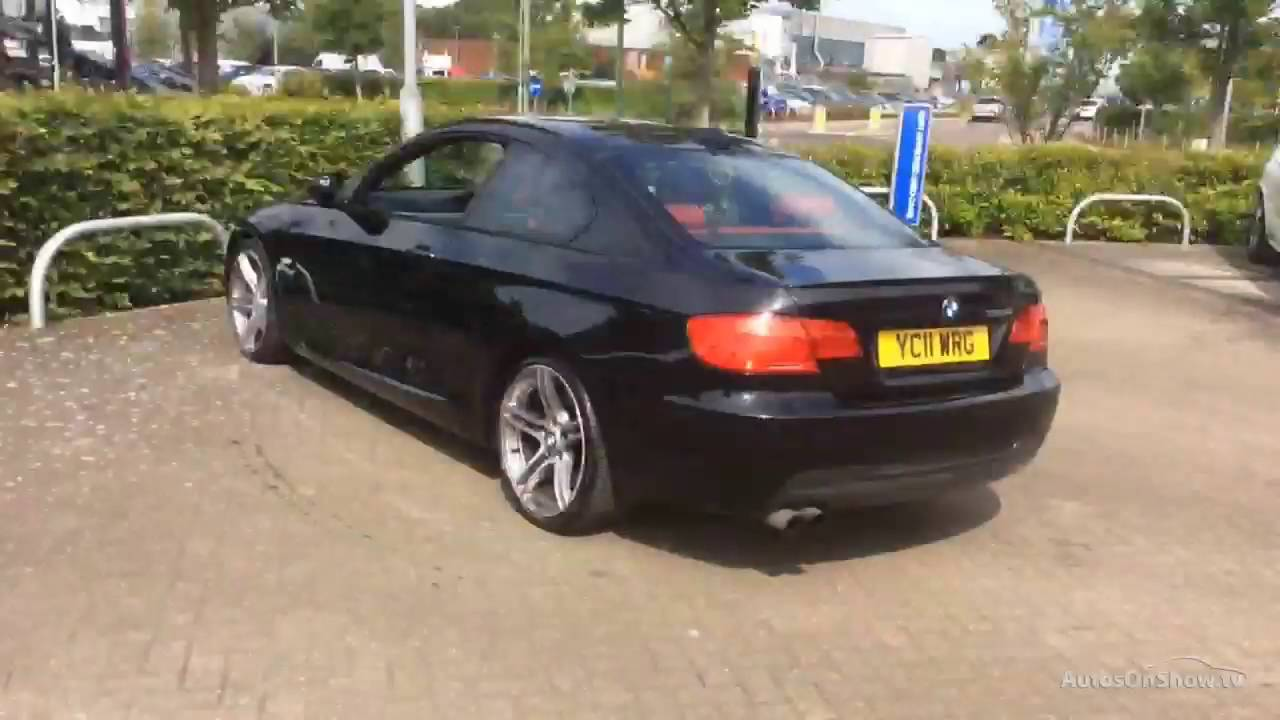 BMW 3 SERIES 330I M SPORT BLACK 2011  YouTube