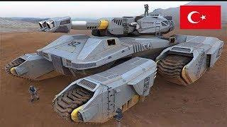 Türk Ordusunun Amerika'yı Korkutan 10 Teknolojik Silahı