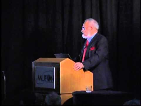 Stanton Friedman presents Pseudoscience of Anti-Ufology