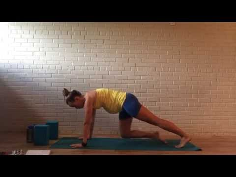 All Levels Prenatal Yoga for Strength and Balance