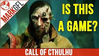 Call of Cthulhu - The Official Videogame Review - No Spoilers