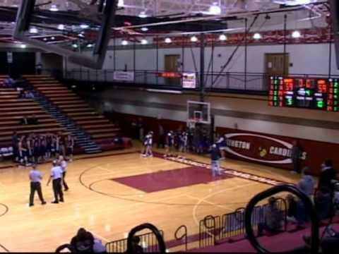 Minneapolis High School Boys vs Victoria Tie at End of Regulation 1182016