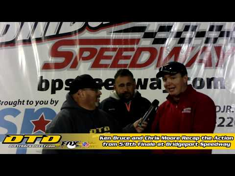 Breaking Down the 5/8th's Finale from the Bridgeport Speedway on 9/10/19