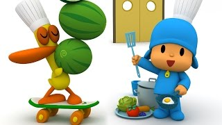 POCOYO full episodes in English SEASON 1 PART 5 - cartoons for kids