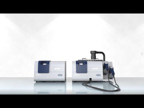 MPA II - Rapid Analysis With FT-NIR Spectroscopy