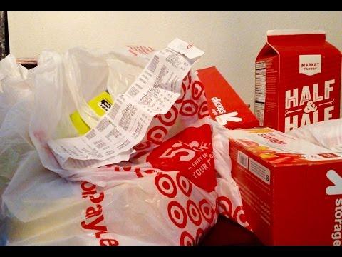 ASMR, Target Haul, Chewing Bubble Gum, Soft, Spoken, Groceries, Magazines, Cards, Bubble Gum & More
