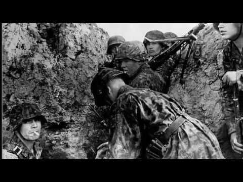 Faces of combat 2 - German Infantry in WWII