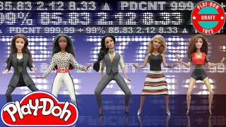 play doh fifth harmony worth it inspired costumes