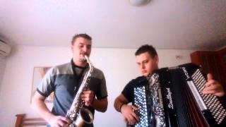 Gambar cover Markony sax i Bogavac jutarnje razgibavanje