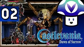 [Vinesauce] Vinny - Castlevania: Dawn of Sorrow (part 2)