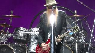 ZZ Top - Sharp Dressed Man - Milano 30 June 2014