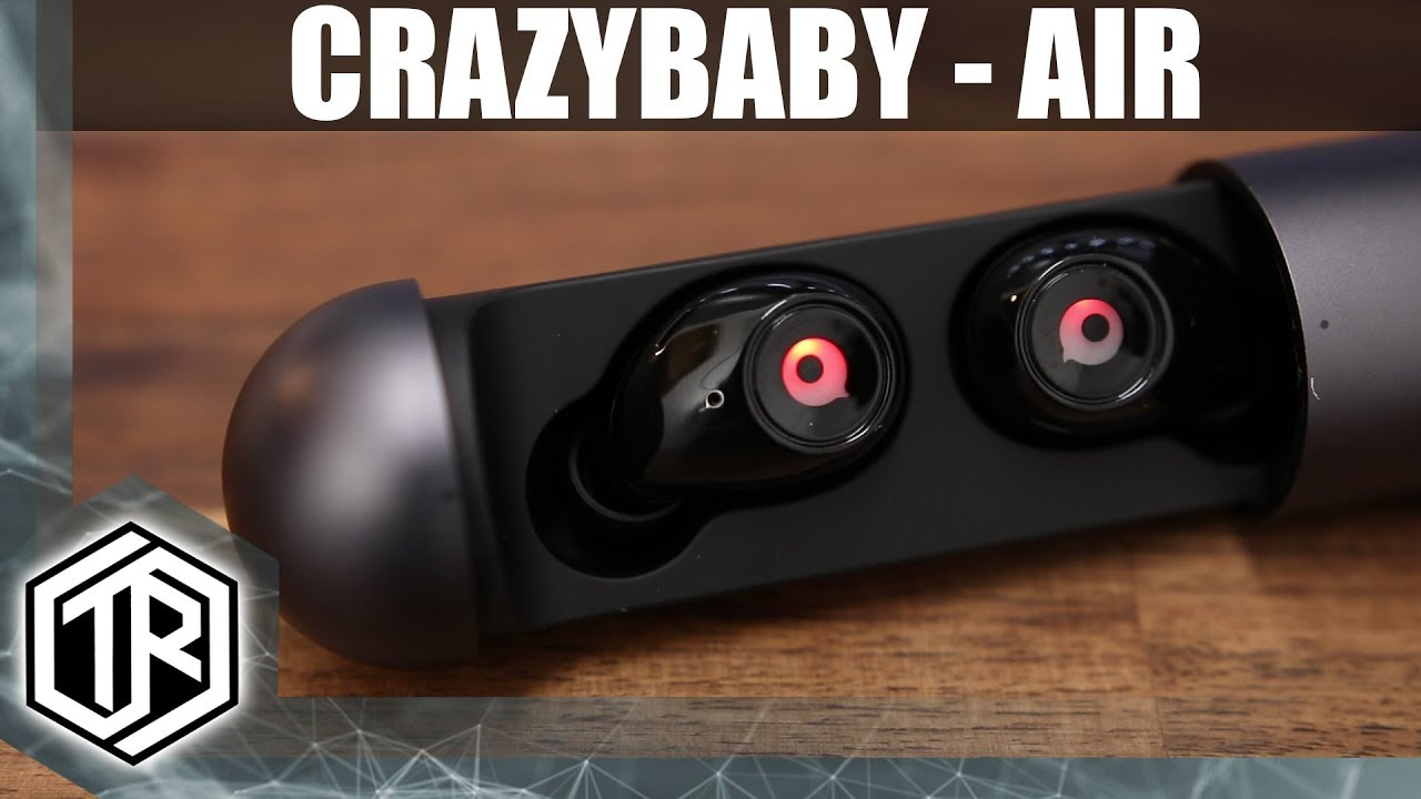 PRECIO MÍNIMO! Auriculares Bluetooth Crazybaby Air por 69,99€