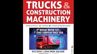 TRUCKS & CONSTRUCTION MACHINERY   August 2016 (ČESKÝ TRUCKER)