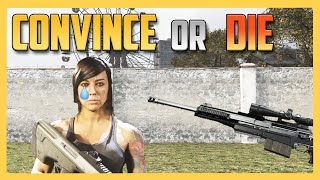 Convince Them.. OR DIE - a game of friendly conversations!