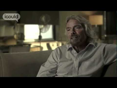 Career Advice on becoming an Entrepreneur by Sir Richard Branson (Full Version)