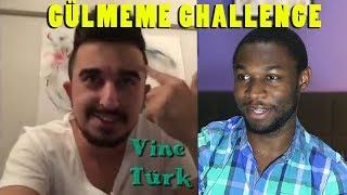 GÜLMEME CHALLENGE (En Komik Türk Vine Videoları) Halil Söyletmez